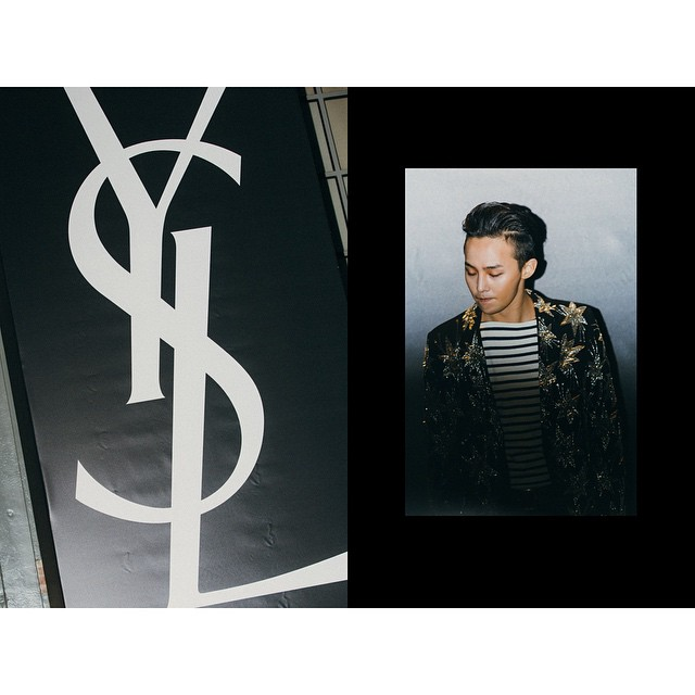 xxsangmin Instagram with GD Paris 2015-01-25.jpg