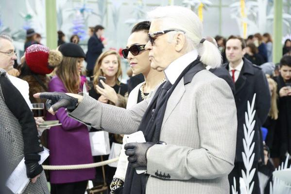 GD and Karl Lagerfeld 20150127.jpg