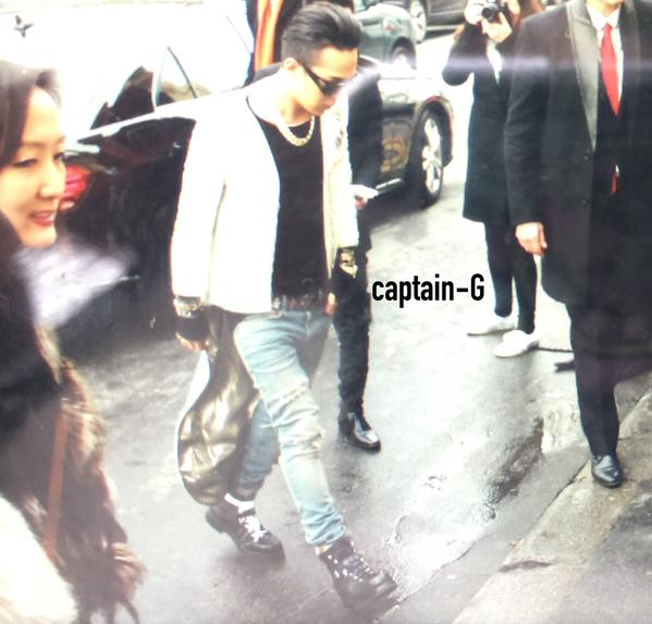 G-Dragon at Chanel Paris 2015-01-27 - 1.jpg