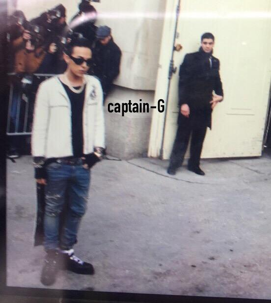G-Dragon at Chanel Paris 2015-01-27 - 2.jpg