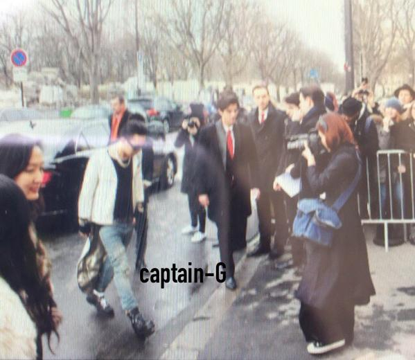 G-Dragon at Chanel Paris 2015-01-27 - 3.jpg