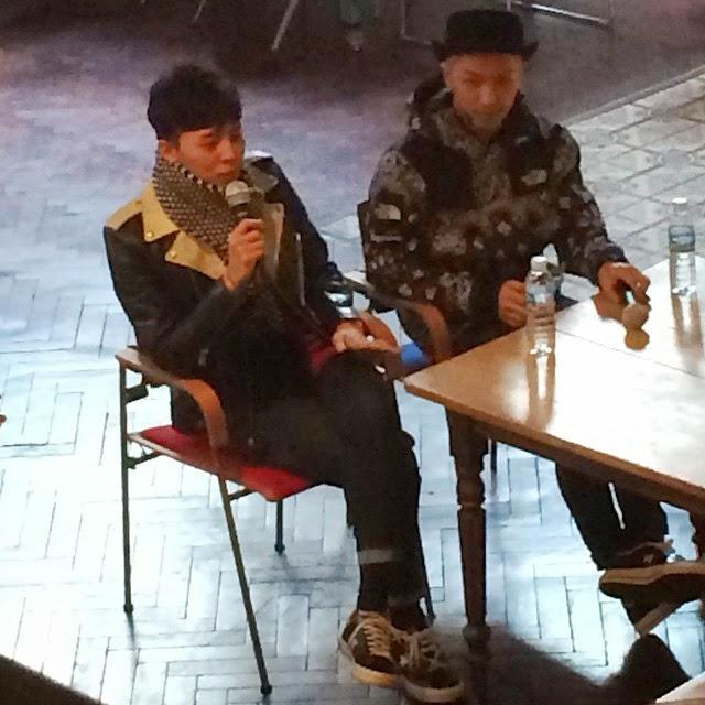 G-Dragon & Tae Yang - aadesignmuseum Instagram - 25nov2014.jpg