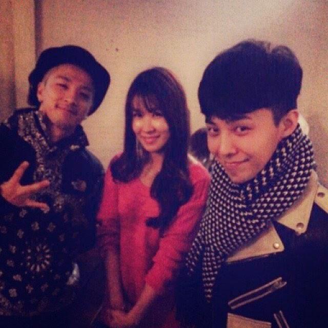 G-Dragon & Tae Yang - yuuka4893 Twitter - 25nov2014.jpg