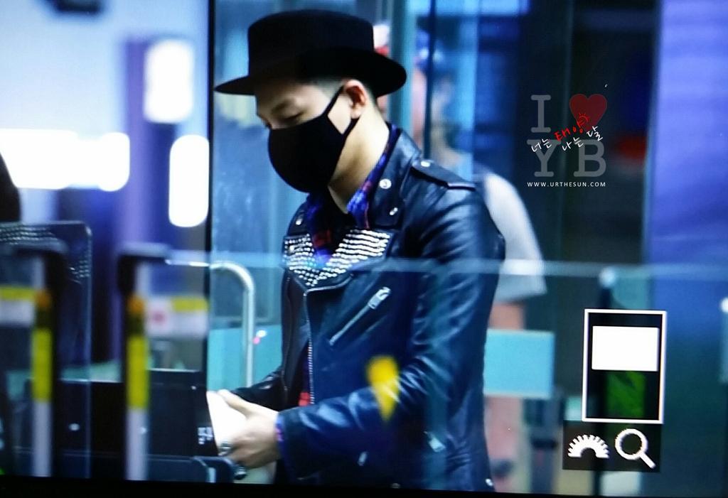 Tae Yang - Incheon Airport - 15feb2015 - Urthesun - 01.jpg