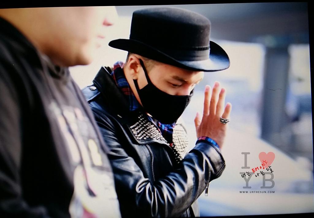 Tae Yang - Incheon Airport - 15feb2015 - Urthesun - 02.jpg