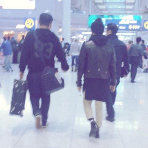 Tae Yang - Bangkok Airport - 20feb2015 - laliuu - 01.jpg