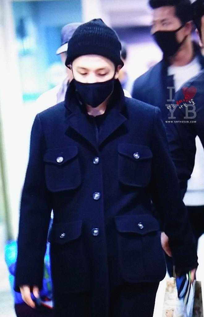 Tae Yang - Incheon Airport - 22feb2015 - Urthesun - 01.jpg