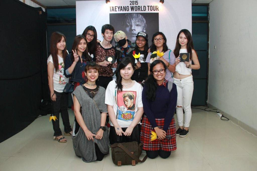Taeyang MeetNGreet 1