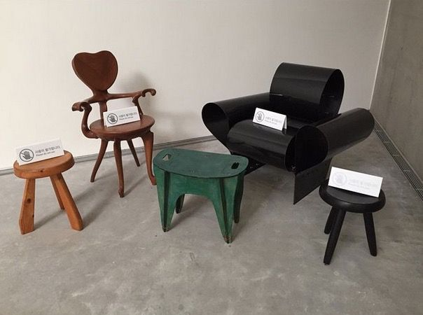 TOP Chair Collection at Samsung Museum of Art 2015 by choiseungtabi 05