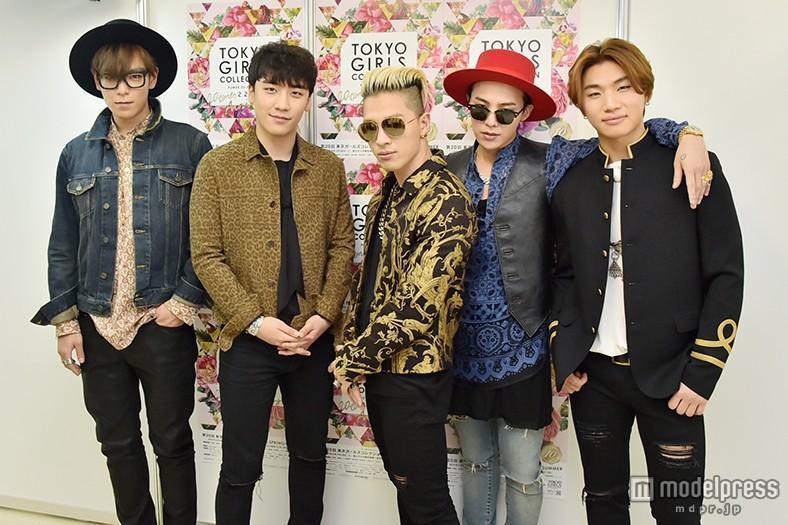 BIGBANG - Tokyo Girls Collection - Backstage - 28feb2015 - modelpress - 02