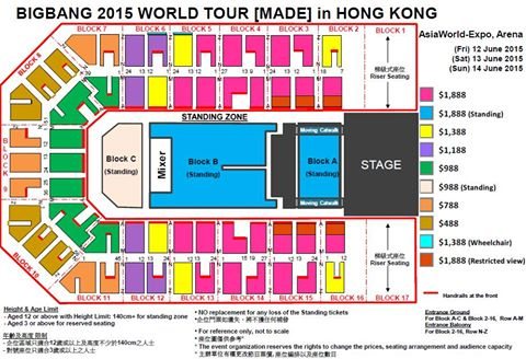Tour trailer concert infobigbang 2015 world tour made in hong seating map for hong kong gumiabroncs Choice Image