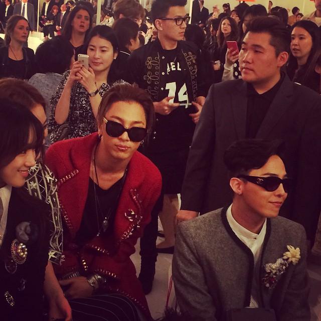 heren korea IG Chanel