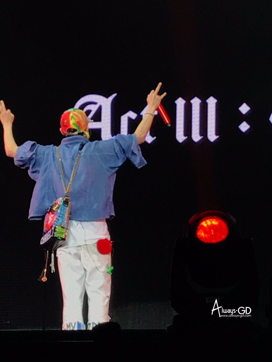 G-Dragon World Tour 2017 [ACT III M.O.T.T.E] in Bangkok Rehearsals 2017-07-07 Day 1 (4).jpg