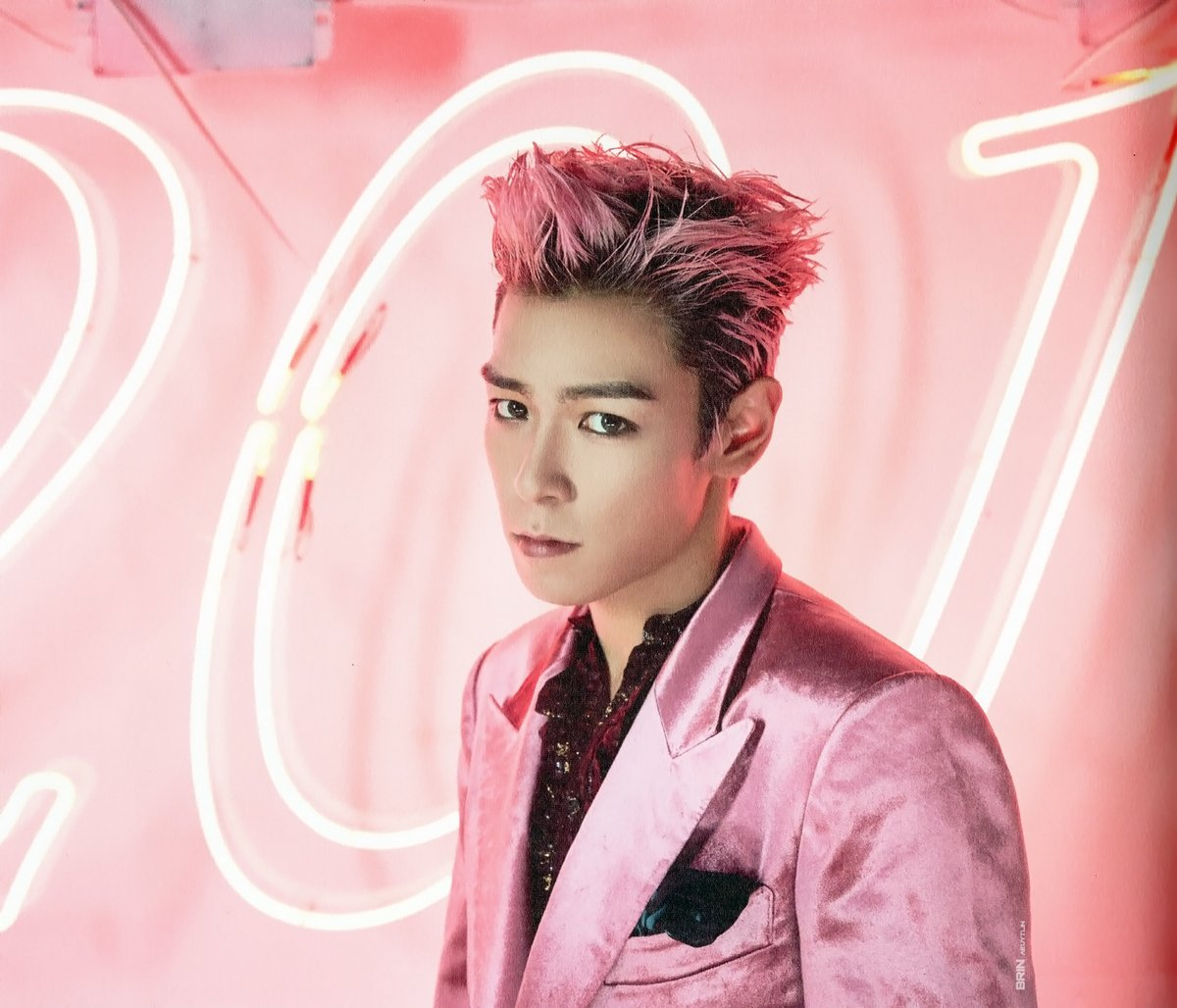 bigbang top 2017 - photo #9