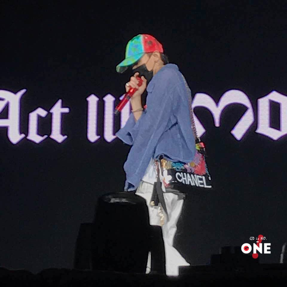 G-Dragon World Tour 2017 [ACT III M.O.T.T.E] in Bangkok Rehearsals 2017-07-07 Day 1 (5)