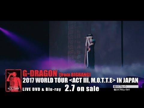Video] BIGBANG – HaruHaru -Japanese Version- (JAPAN DOME