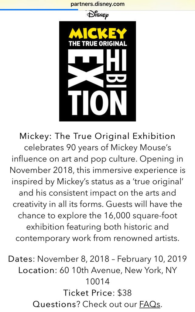 PeaceMinusOne Mickey Mouse Exhibition 2018 (8)