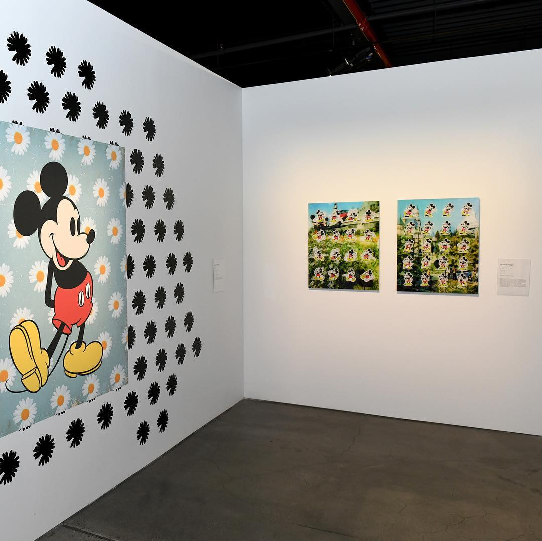 PeaceMinusOne Mickey Mouse Exhibition 2018 (3)