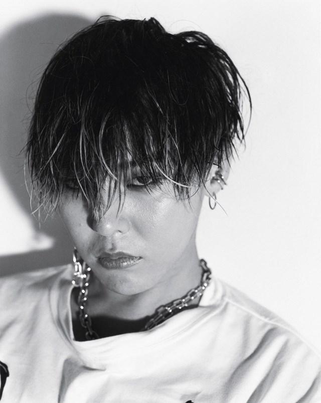 G-Dragon by Nobuyoshi Araki