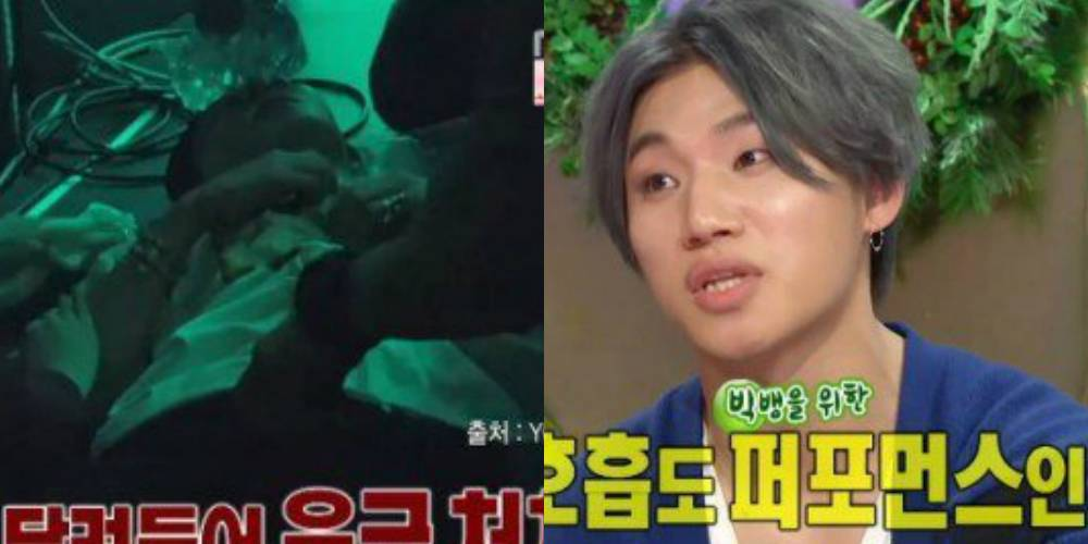 Big Bangs Daesung Reveals That He Thought G Dragon Faked