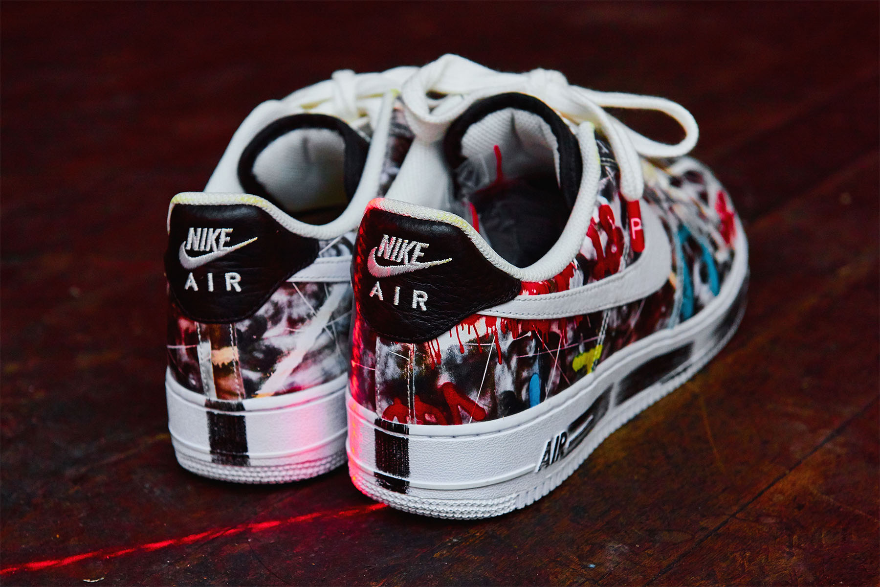 2020 G Dragon Peaceminusone x Nike Air Force 1 Low Para