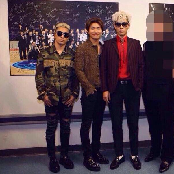 BIGBANG - Dragon TV Lunar New Year Special - Backstage - 30jan2015 - 426_dae_923 - 01.jpg