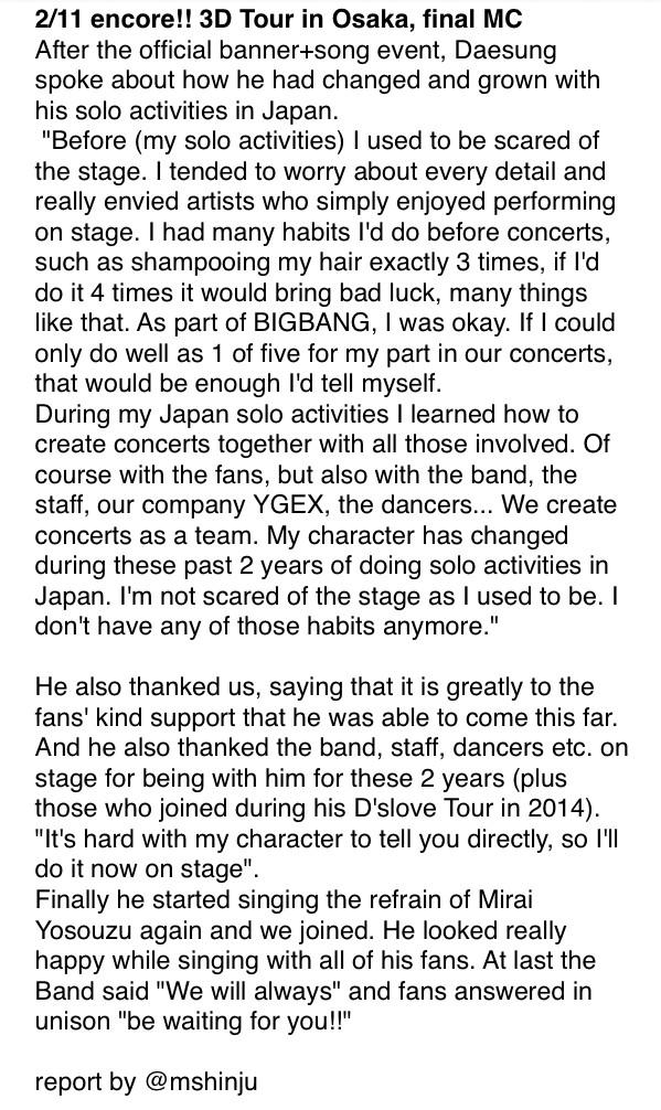 Fan Report Daesung Day 2 Osaka 2015-02-11.jpg