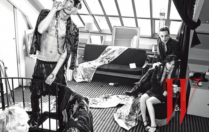 G-Dragon - W Korea - Mar2015 - wkorea - 01.jpg