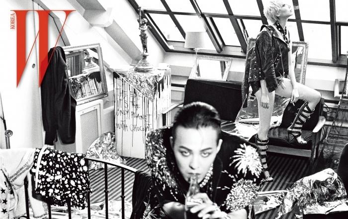 G-Dragon - W Korea - Mar2015 - wkorea - 02.jpg