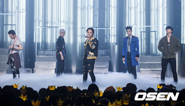 Big Bang - Mnet M!Countdown - 07may2015 - Osen - 02.jpg