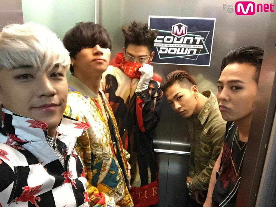 Big Bang - Mnet M!Countdown - 14may2015 - MnetMcountdown - 01.jpg
