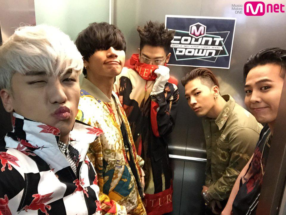 Big Bang - Mnet M!Countdown - 14may2015 - MnetMcountdown - 02.jpg