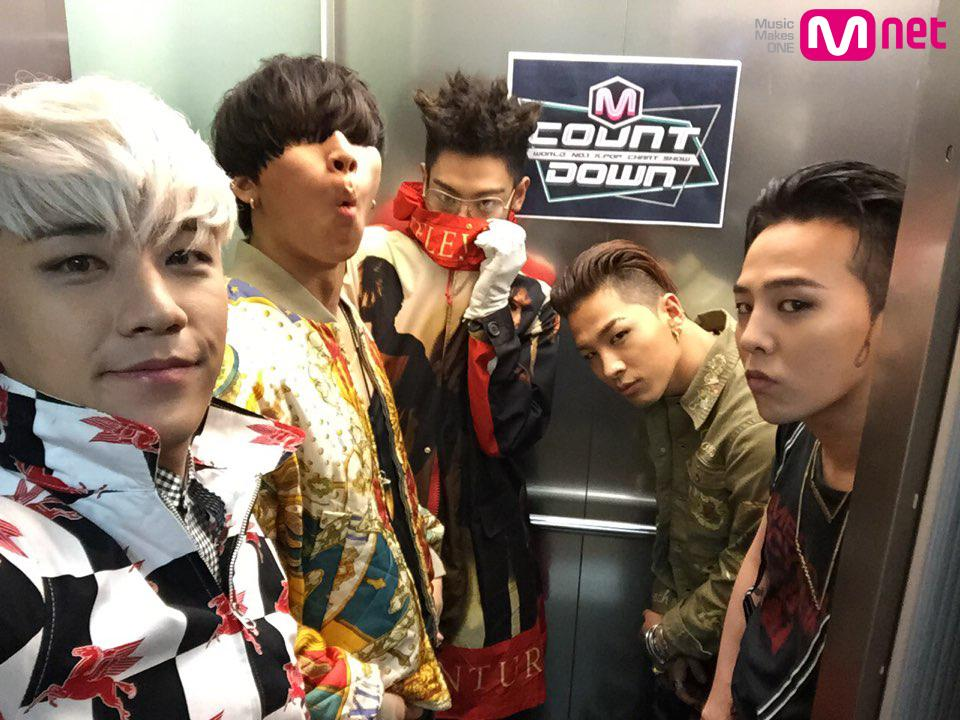 Big Bang - Mnet M!Countdown - 14may2015 - MnetMcountdown - 03.jpg