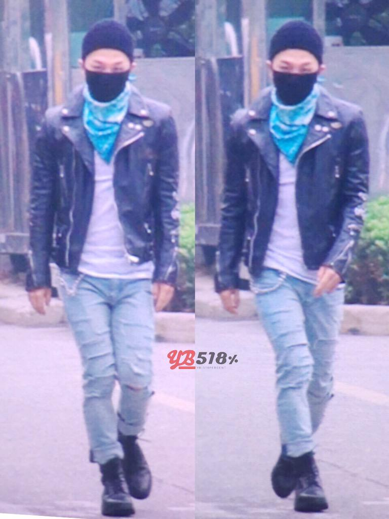 Big Bang - KBS Music Bank - 15may2015 - Tae Yang - YB 518% - 04.jpg