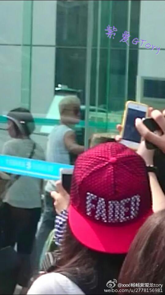 BIGBANG leaving Dalian for Wuhan 2015-06-27 161.jpg