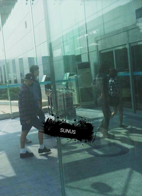 BIGBANG leaving Dalian for Wuhan 2015-06-27 165.jpg