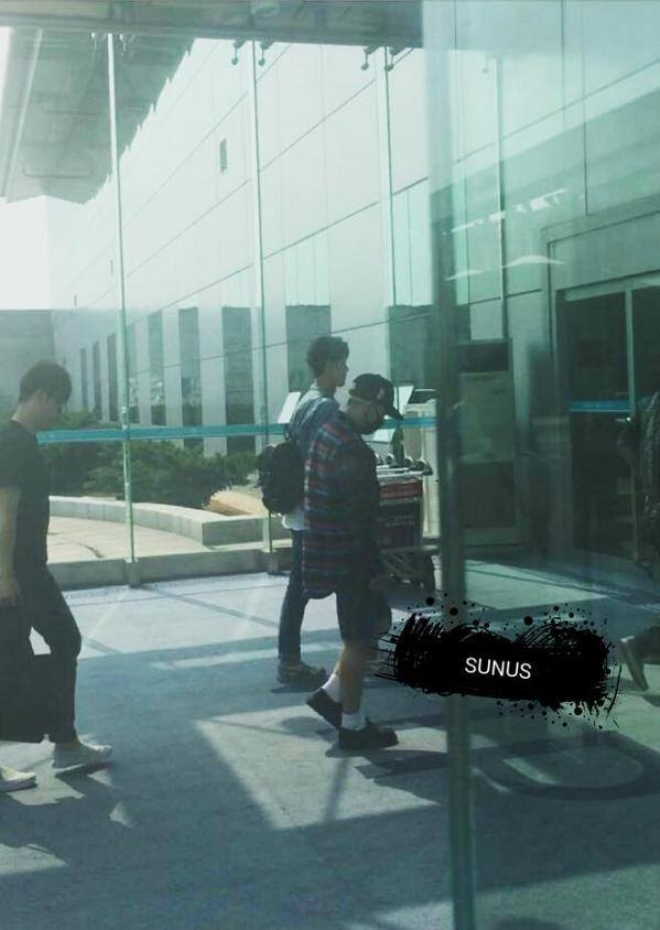 BIGBANG leaving Dalian for Wuhan 2015-06-27 167.jpg