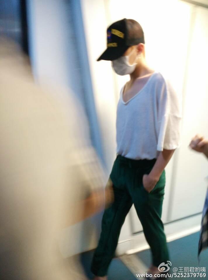 BIGBANG arrival Wuhan 2015-06-26 001.jpg