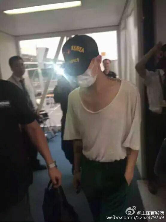 BIGBANG arrival Wuhan 2015-06-26 002.jpg