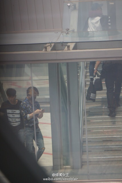 BIGBANG Departure Chengdu to Shanghai to Seoul 2015-08-15 (5).jpg