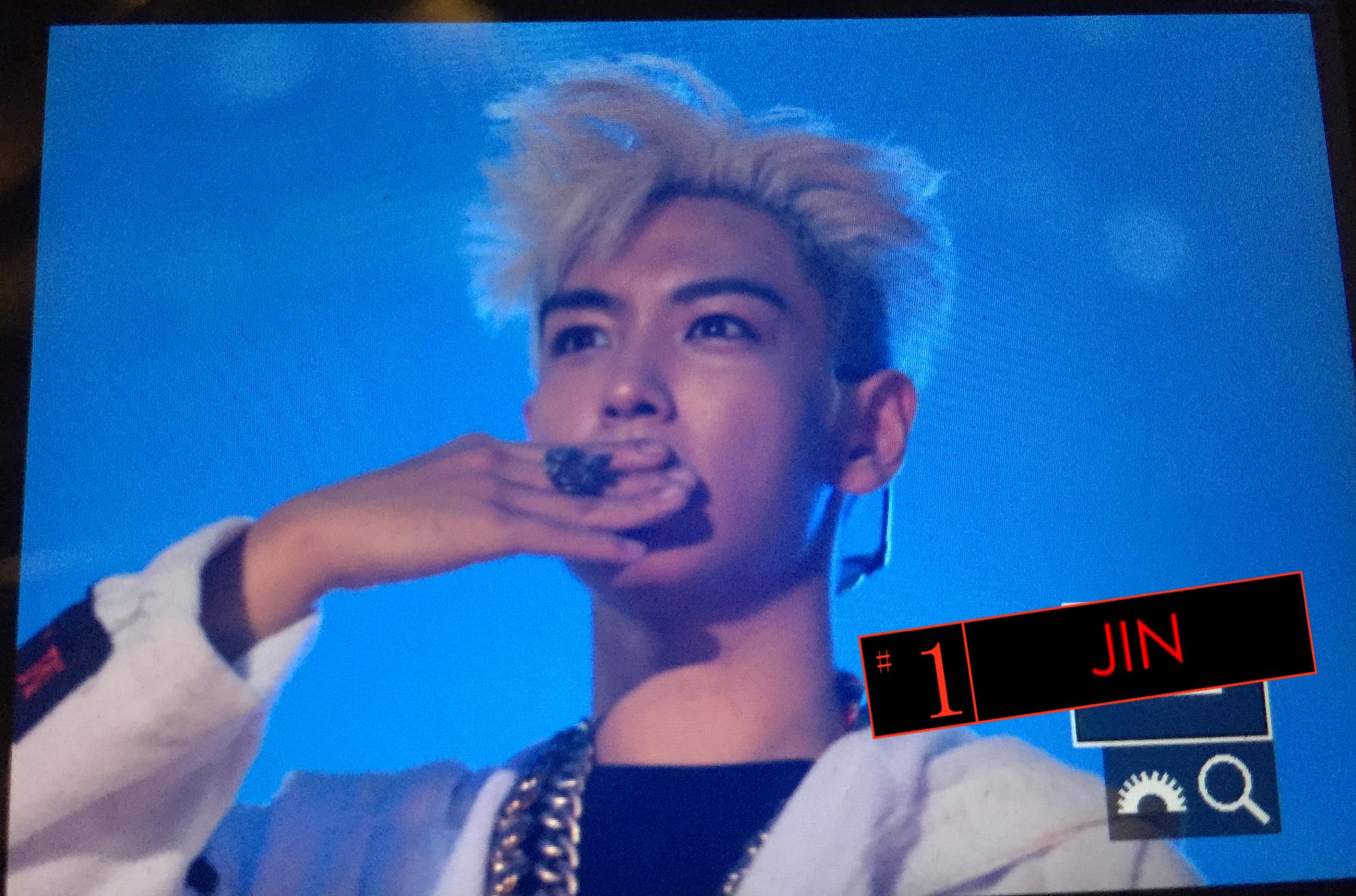 BIGBANG - Made Tour 2015 - Jakarta - 01aug2015 - Jin - 04.jpg