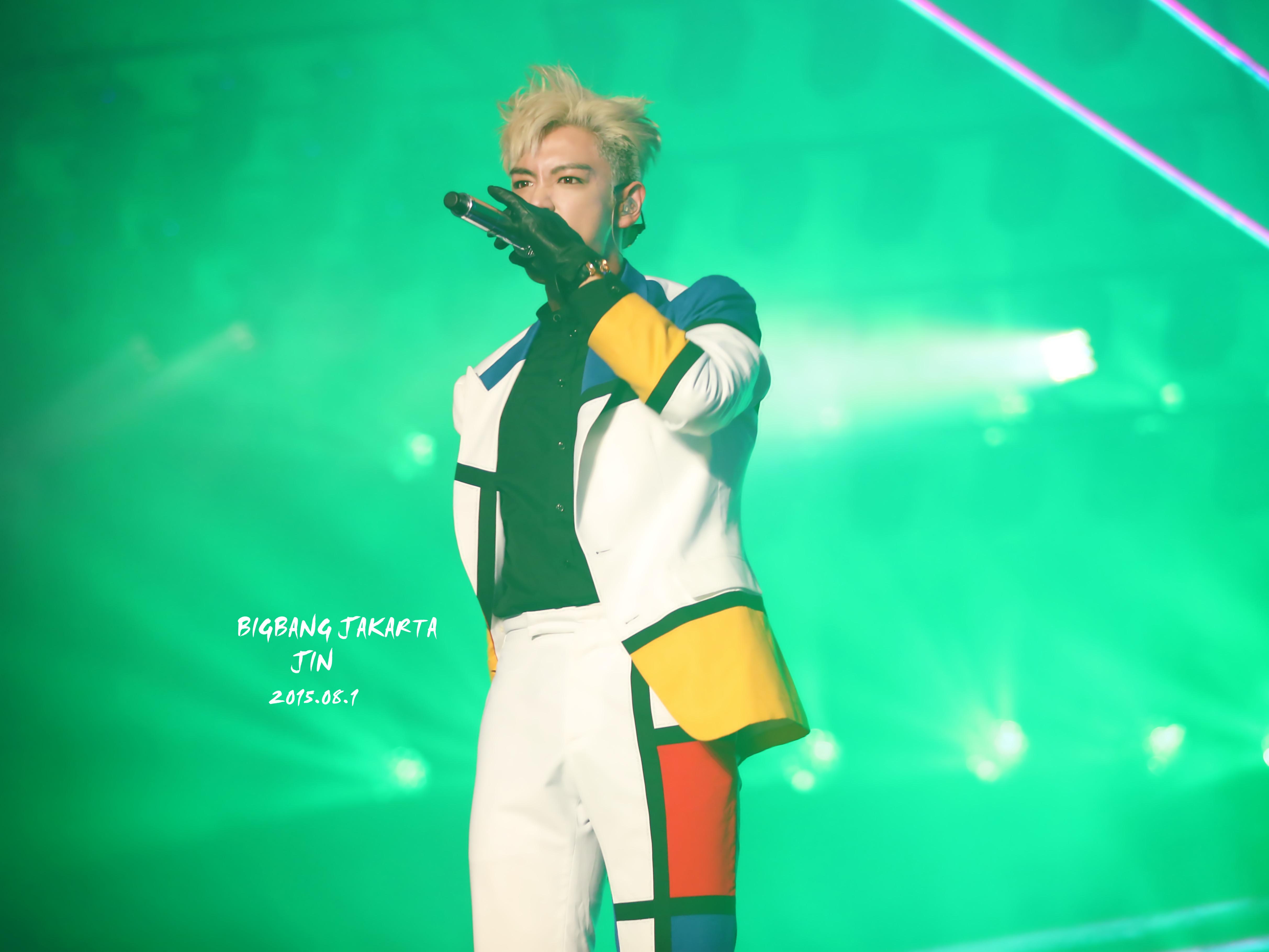 BIGBANG - Made Tour 2015 - Jakarta - 01aug2015 - Jin - 13.jpg