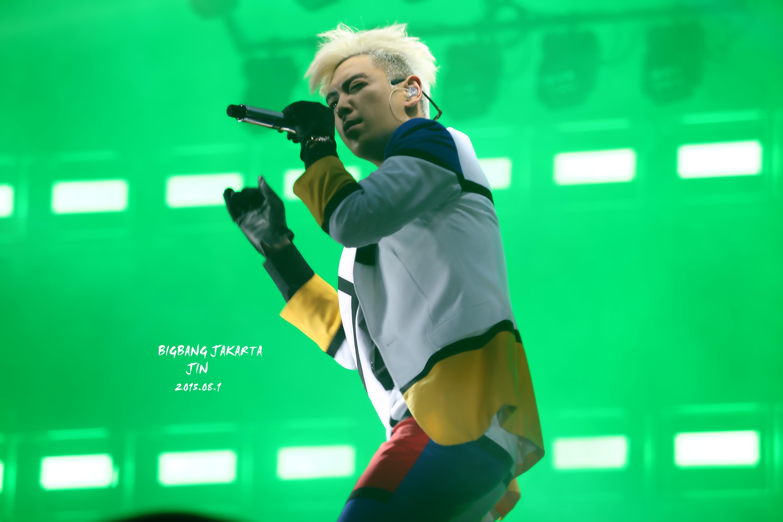 BIGBANG - Made Tour 2015 - Jakarta - 01aug2015 - Jin - 14.jpg
