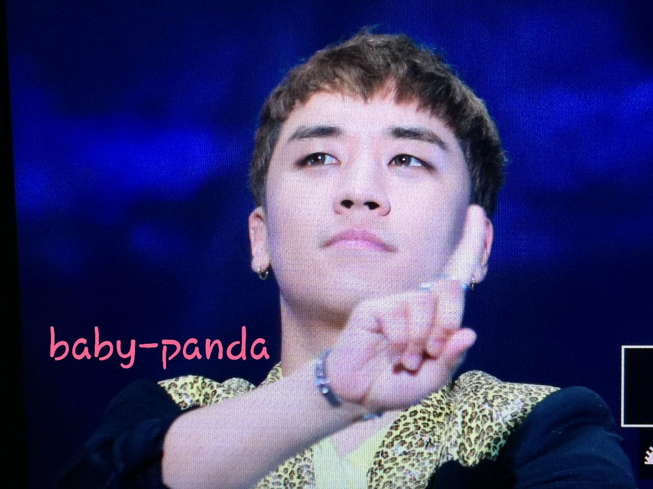 BIGBANG - Made Tour 2015 - Hangzhou - 25aug2015 - Baby Panda - 01.jpg