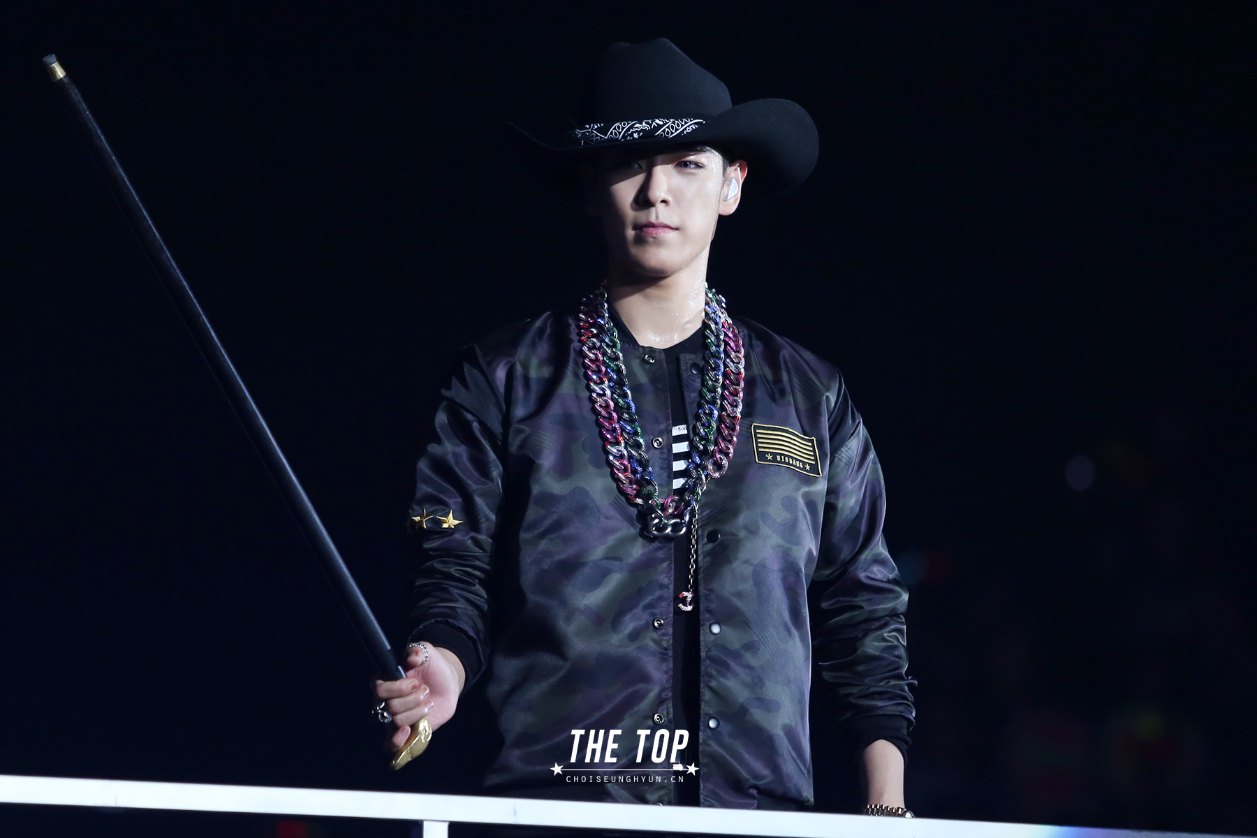 BIGBANG - Made Tour - Tokyo - 13nov2015 - The TOP - 04.jpg