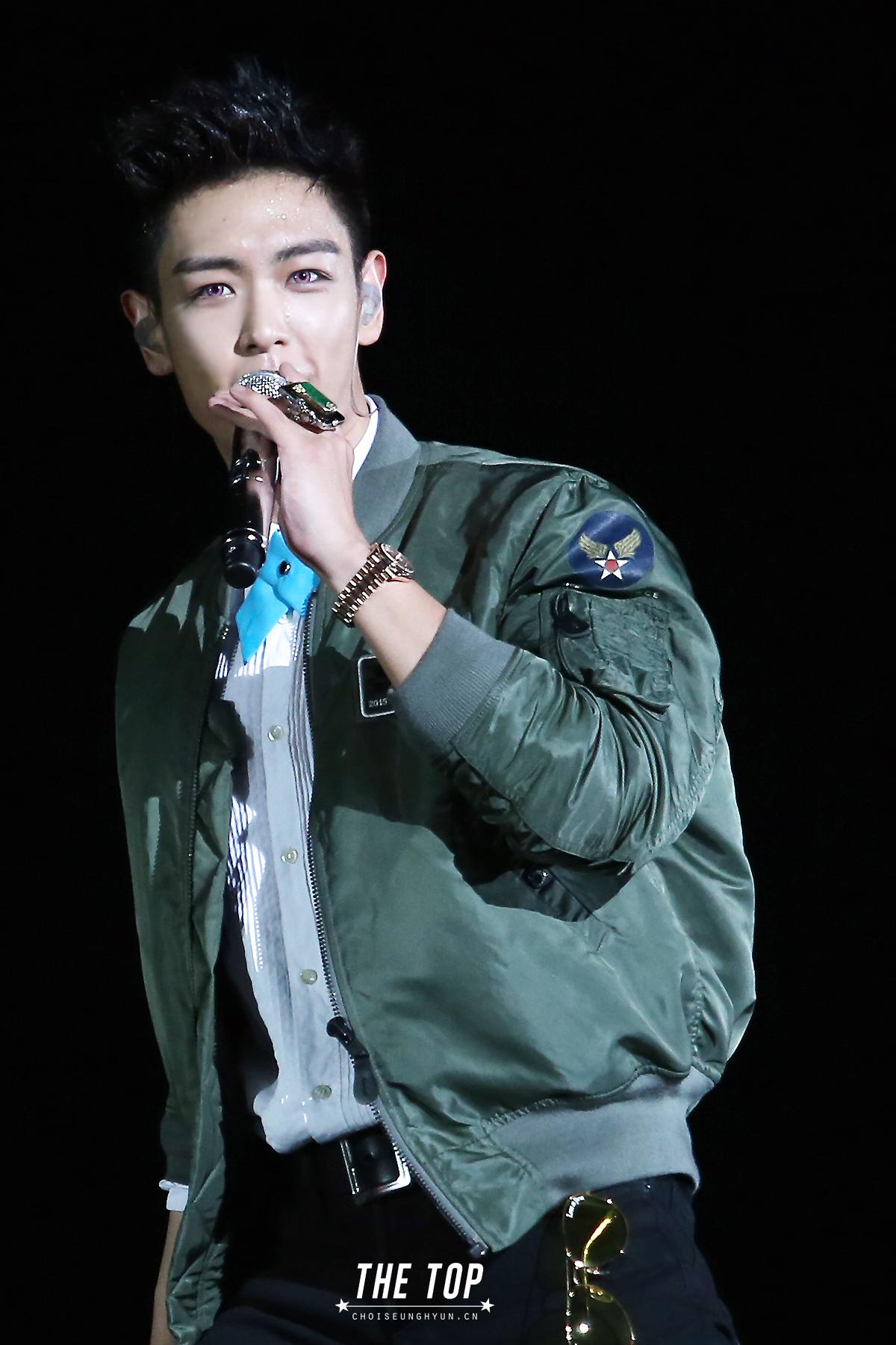 BIGBANG - Made Tour - Tokyo - 14nov2015 - The TOP - 08.jpg