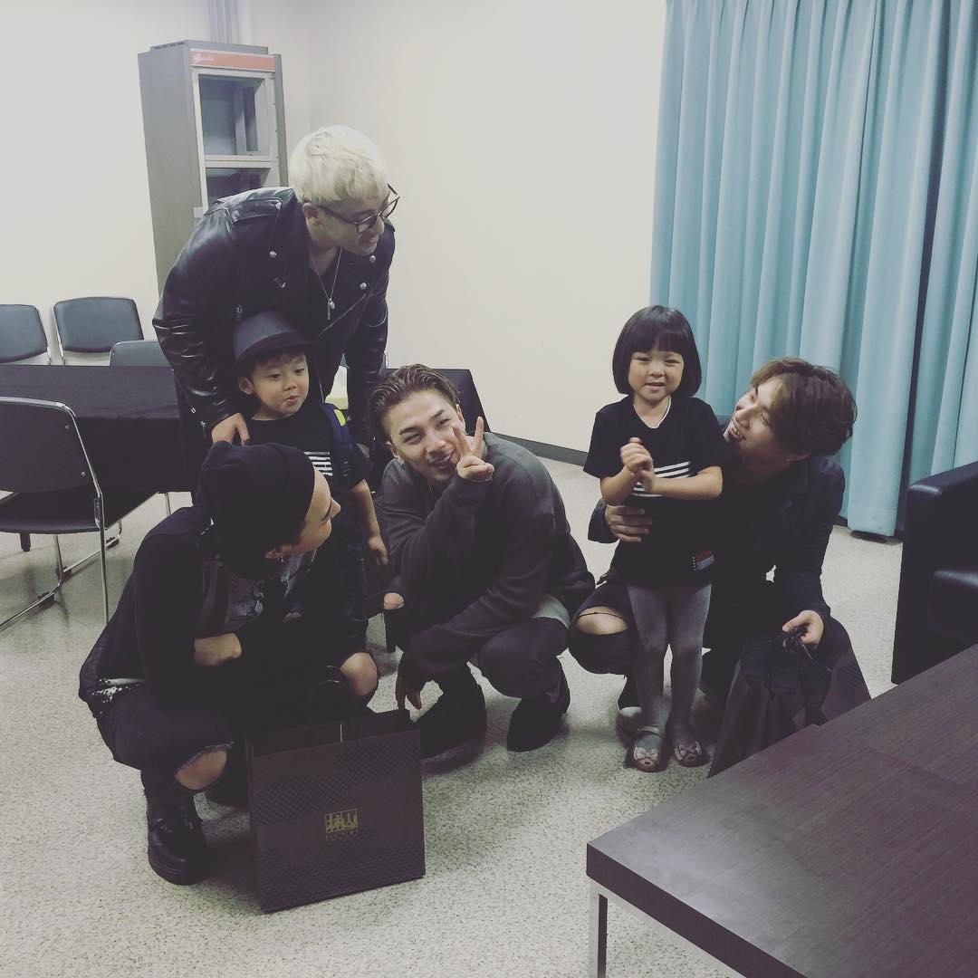 BIGBANG - Made Tour - Tokyo - Backstage - 15nov2015 - soonhoc - 01.jpg