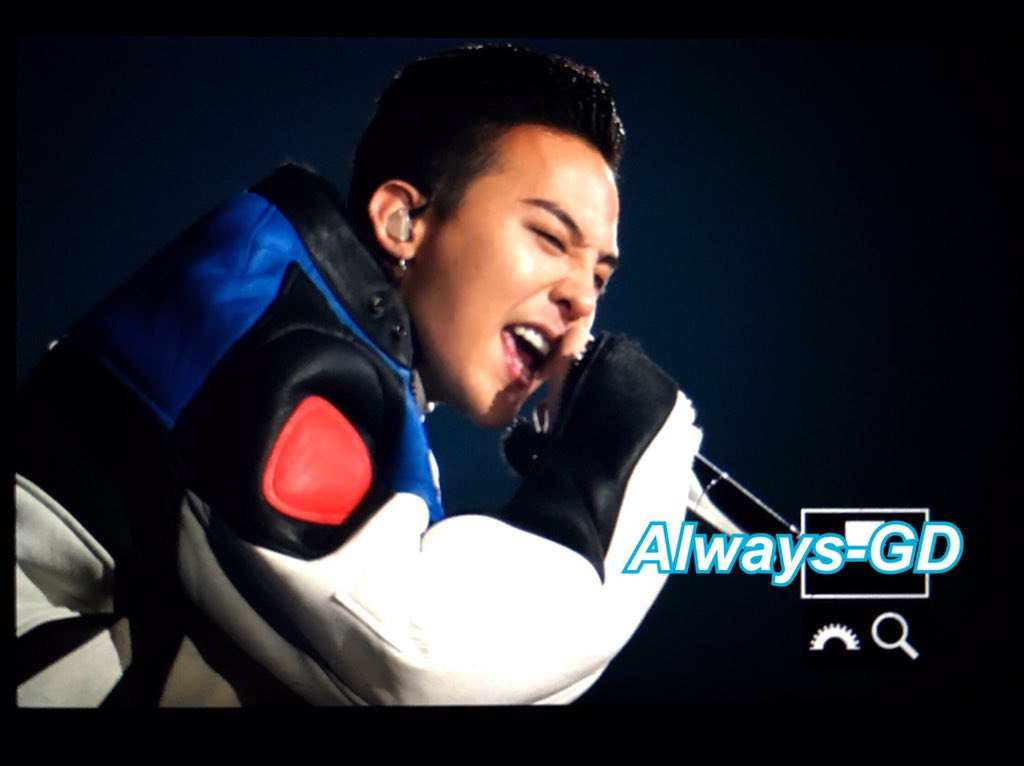 BIGBANG - Made Tour - Osaka - 11jan2016 - Always GD - 06.jpg
