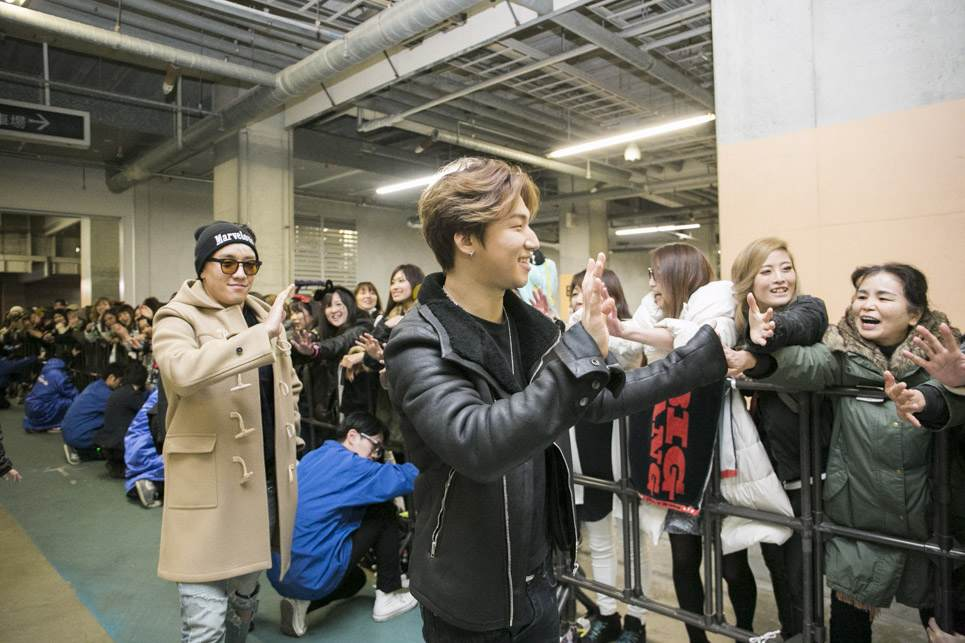 Big Bang - Made Tour - Fukuoka - Backstage - 06feb2016 - YGEXStaff - 01.jpg