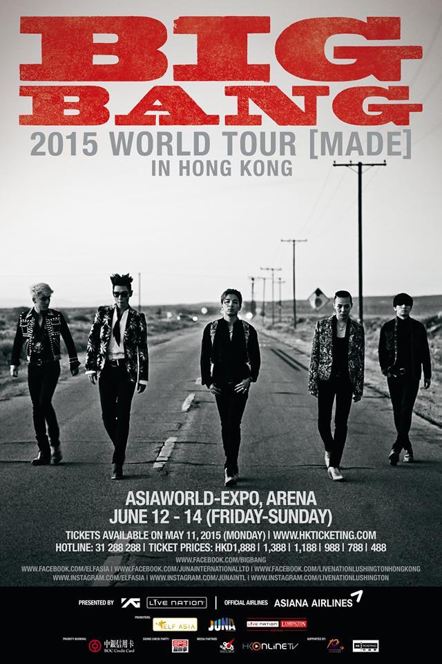 BIGBANG-HongKong